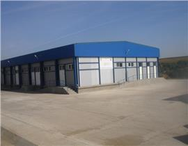 Dairy factory for sale Galati Romania